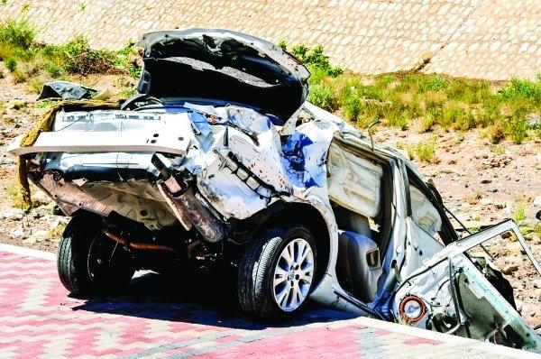 26 حادث سير على طريق قنتب خلال 10 أشهر..  وهذه بعض مقترحات حل المشكلة