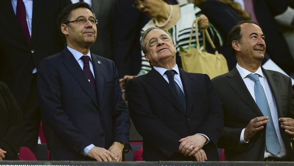 صحيفة كاتالونية.. بيريز قرر إقالة لوبيتيجي وتسمية خليفته قبل الكلاسيكو
