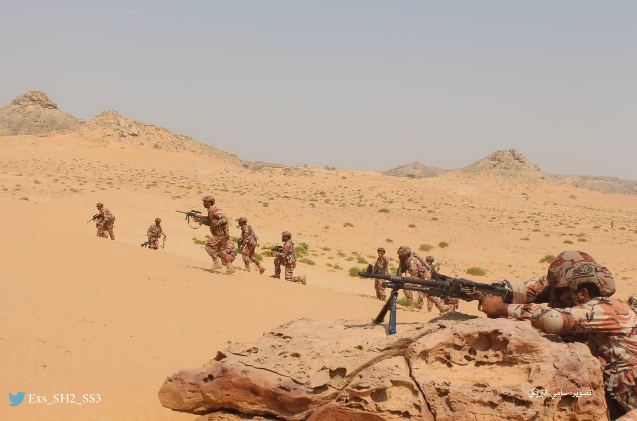 """مسؤول بريطاني لـ""""الشبيبة"""": لا خسائر في صفوف القوات والمعدات في السيف السريع 3"""