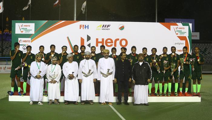 Hockey fans hail sporting spirit of Asian Champions Trophy