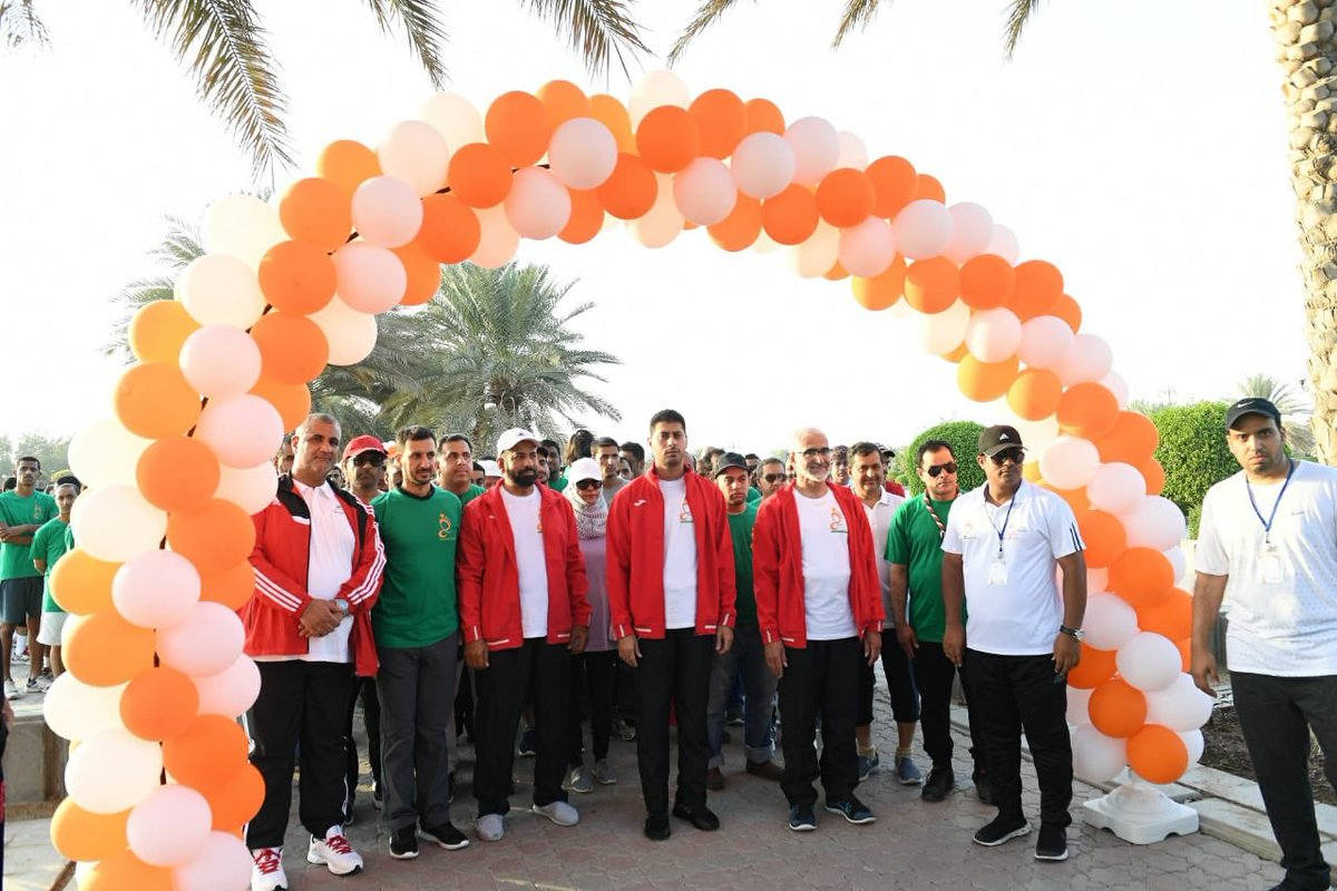 Sports, awareness events held on Oman Physical Activity Day