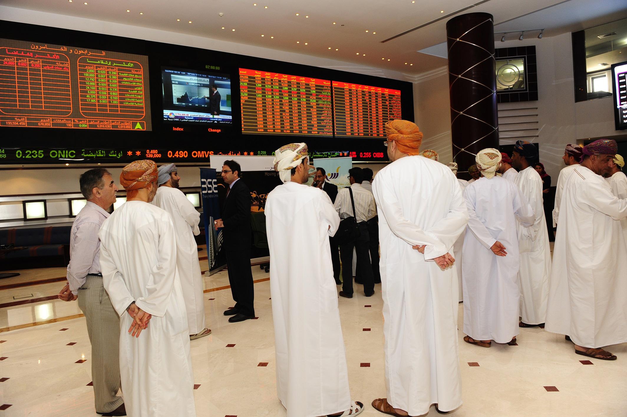 سوق مسقط تنتعش في سبتمبر والمؤشر يقفز بنسبة 2.8%