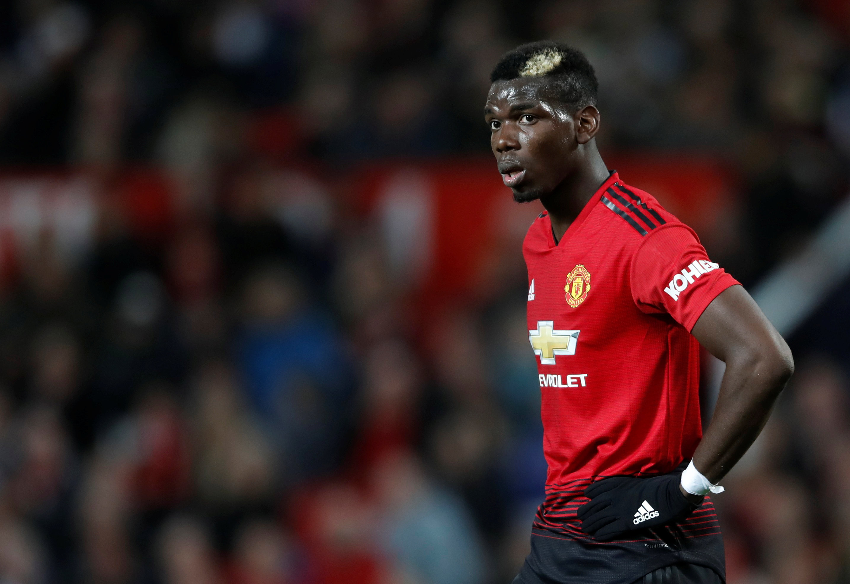 Football: Saha backs Mourinho, chastises Pogba for 'attack' comments