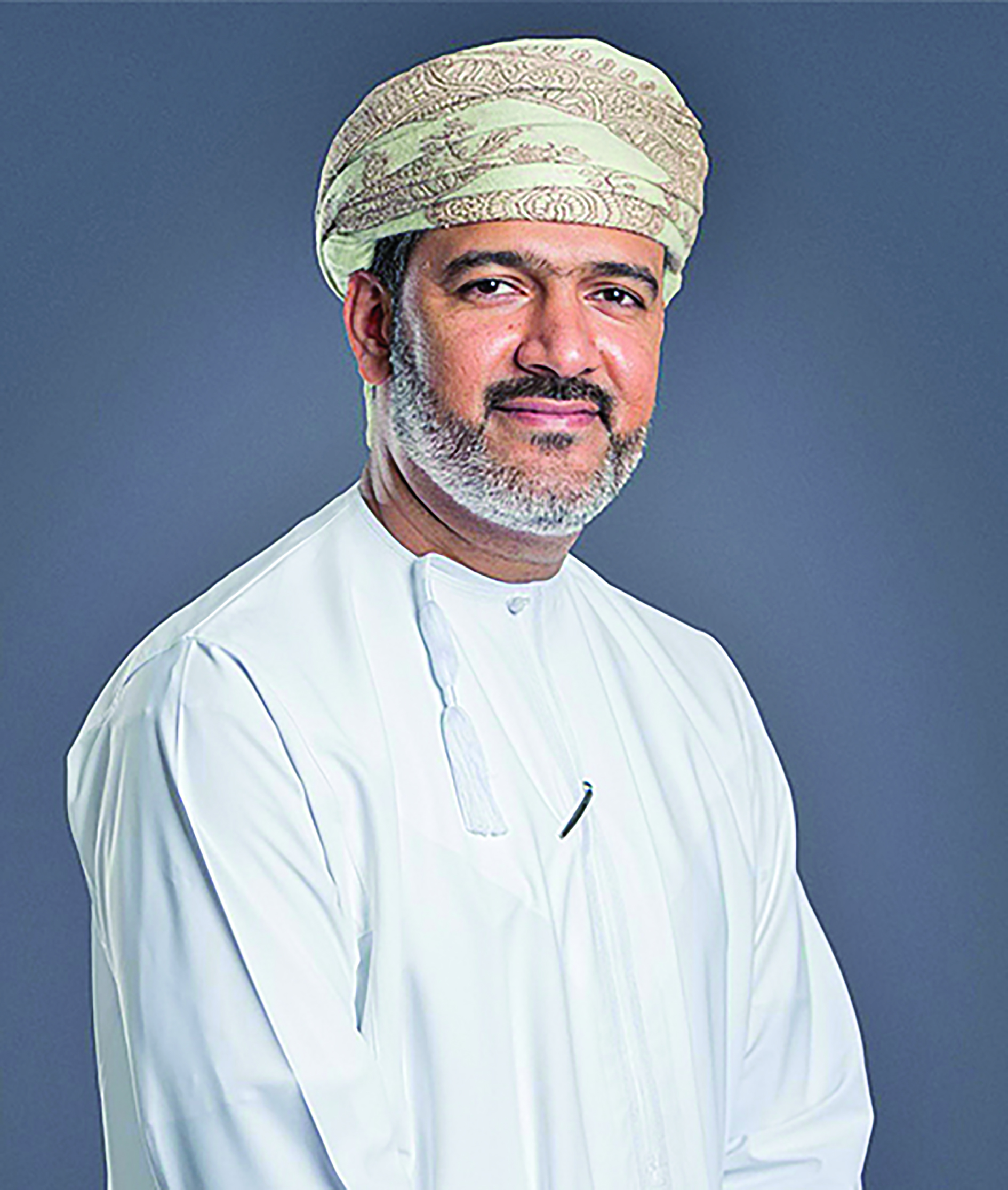 Express mail to your address within 24hrs — Oman Post Chief