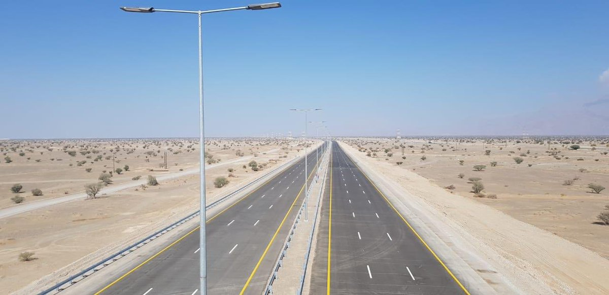 Oman transport: Portion of new expressway to open to traffic