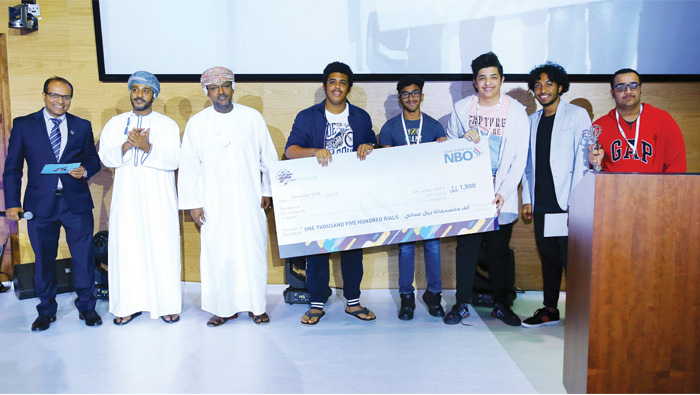 Hackathoners walk away with nearly OMR10,000 prize money
