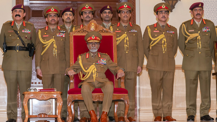His Majesty Sultan Qaboos receives more National Day greetings