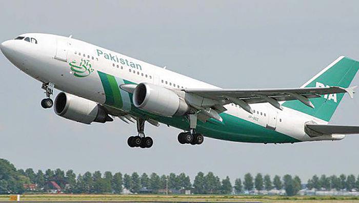 PIA Muscat-Lahore flights resume