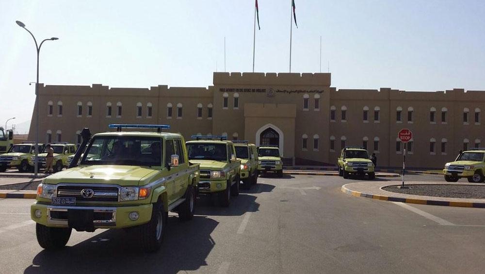 Omani man suffers third-degree burns in coal fire