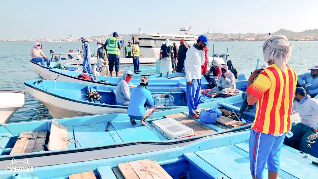 100 fishermen compete for huge cash prizes in Oman