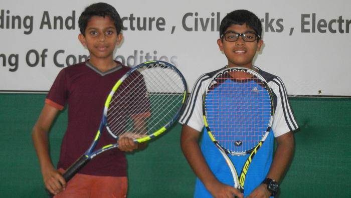 Tennis: Praneeth and Smriti bag Under-12 titles at ISC
