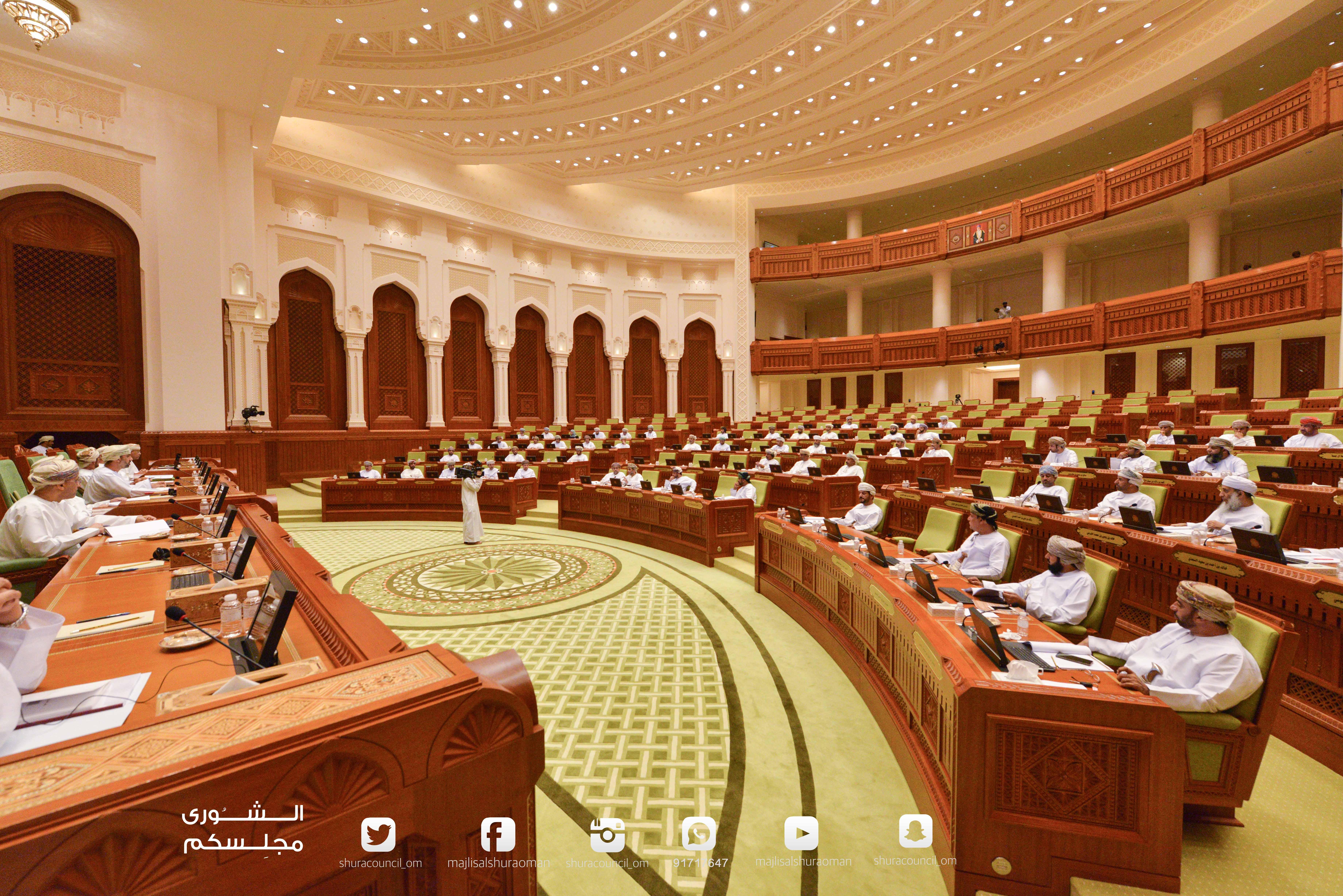خلال مناقشته لتقرير اللجنة الاقتصادية.. الشورى يدعو للتركيز على ترقيات موظفي القطاع العام