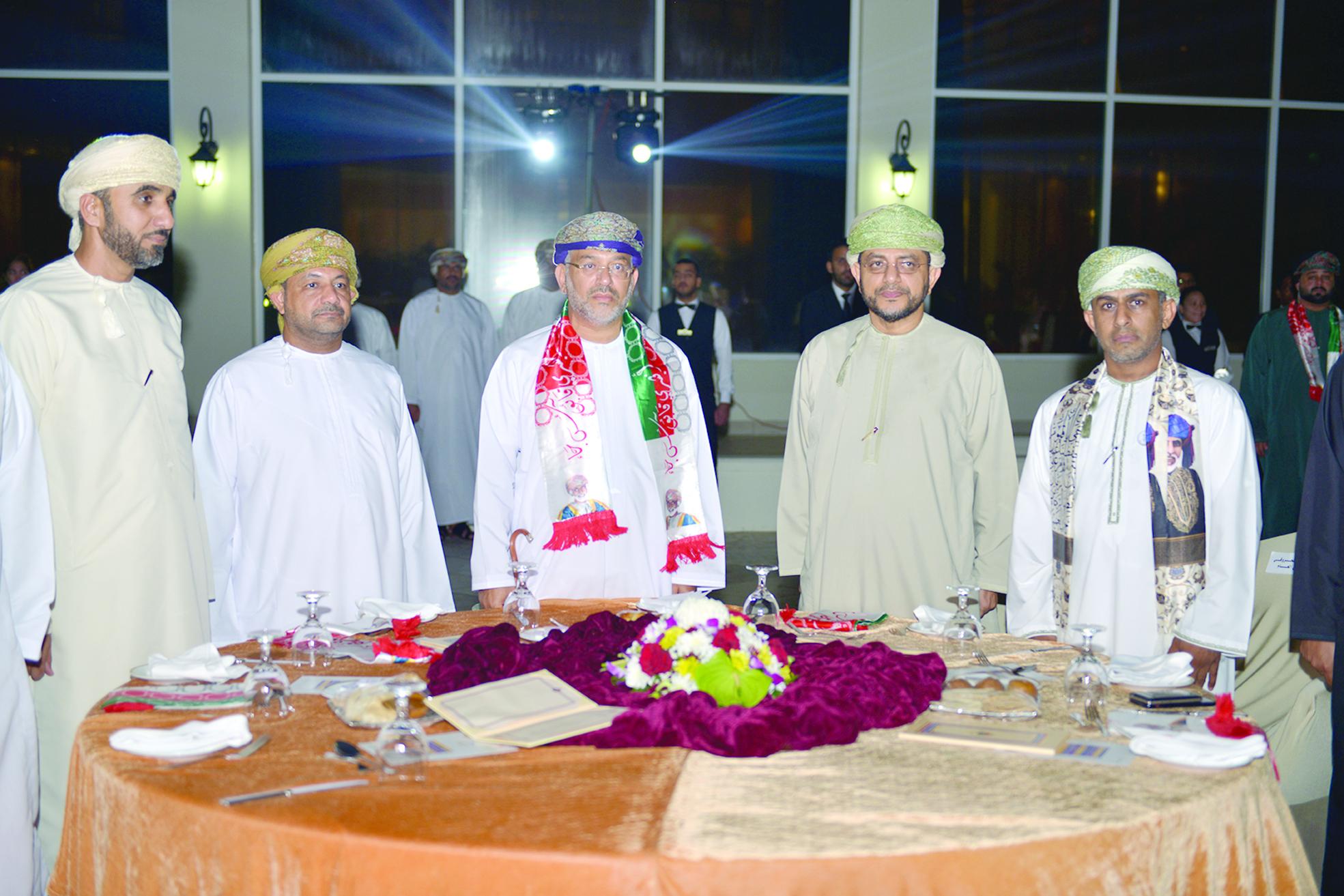 في أمسية وطنية بهيةالادعاء العام يحتفل بالعيد الوطني المجيد