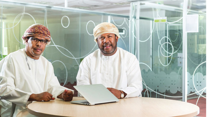 Small companies in Oman can now market their products for free