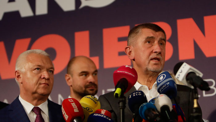 Czech PM accused of conflict of interest in leaked EU report