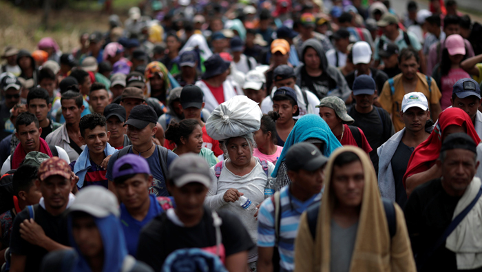 Jobs in Mexico replace American dream for some caravan migrants