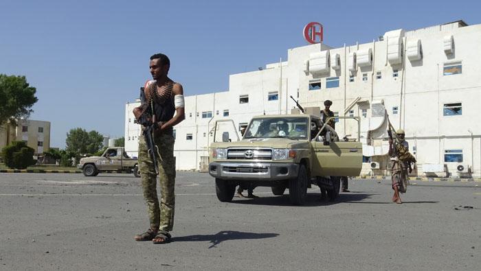 Deadly fighting erupts in Yemen's Hodeida