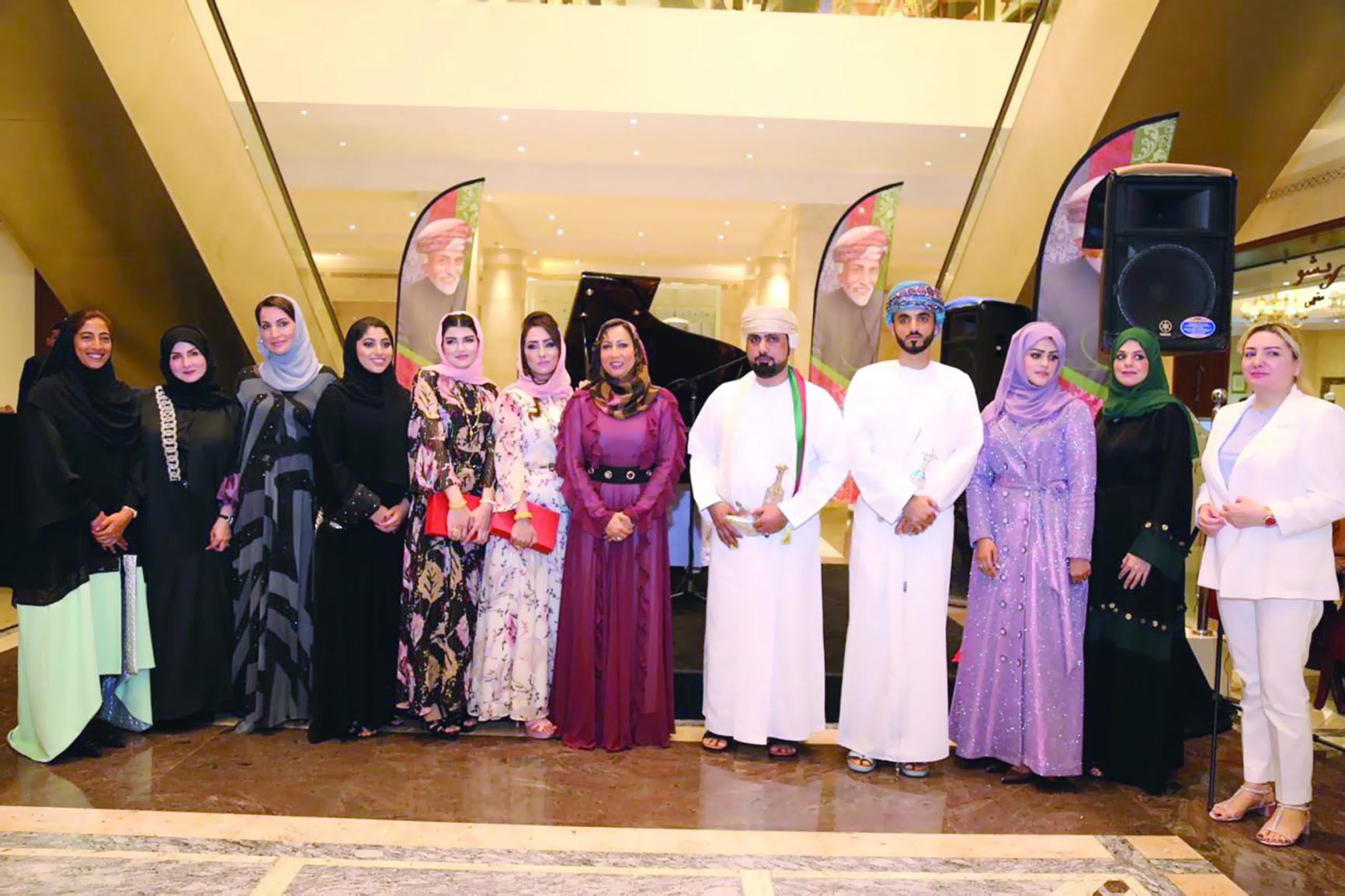 برعاية «صحيفة وإف أم الشبيبة» «أنغام عمانية» تحط رحالها في الأوبرا جالاريا