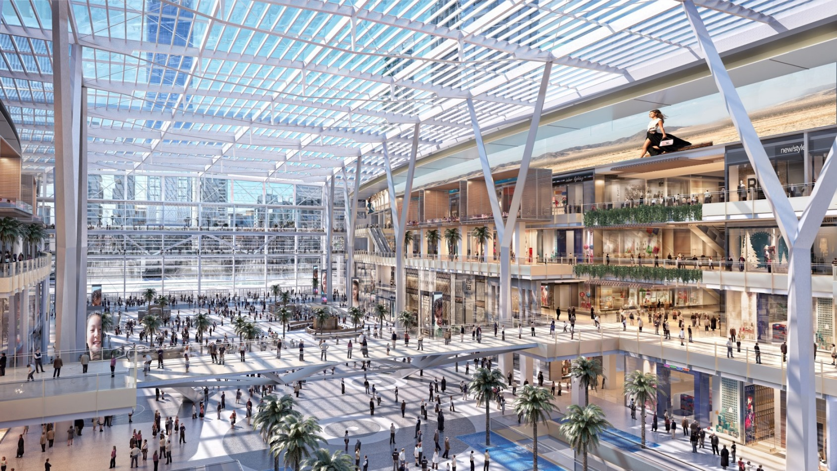 10.3 بليون دولار حجم سوق التجزئة في السلطنة وتوقعات بنموه 9.3% بحلول 2023