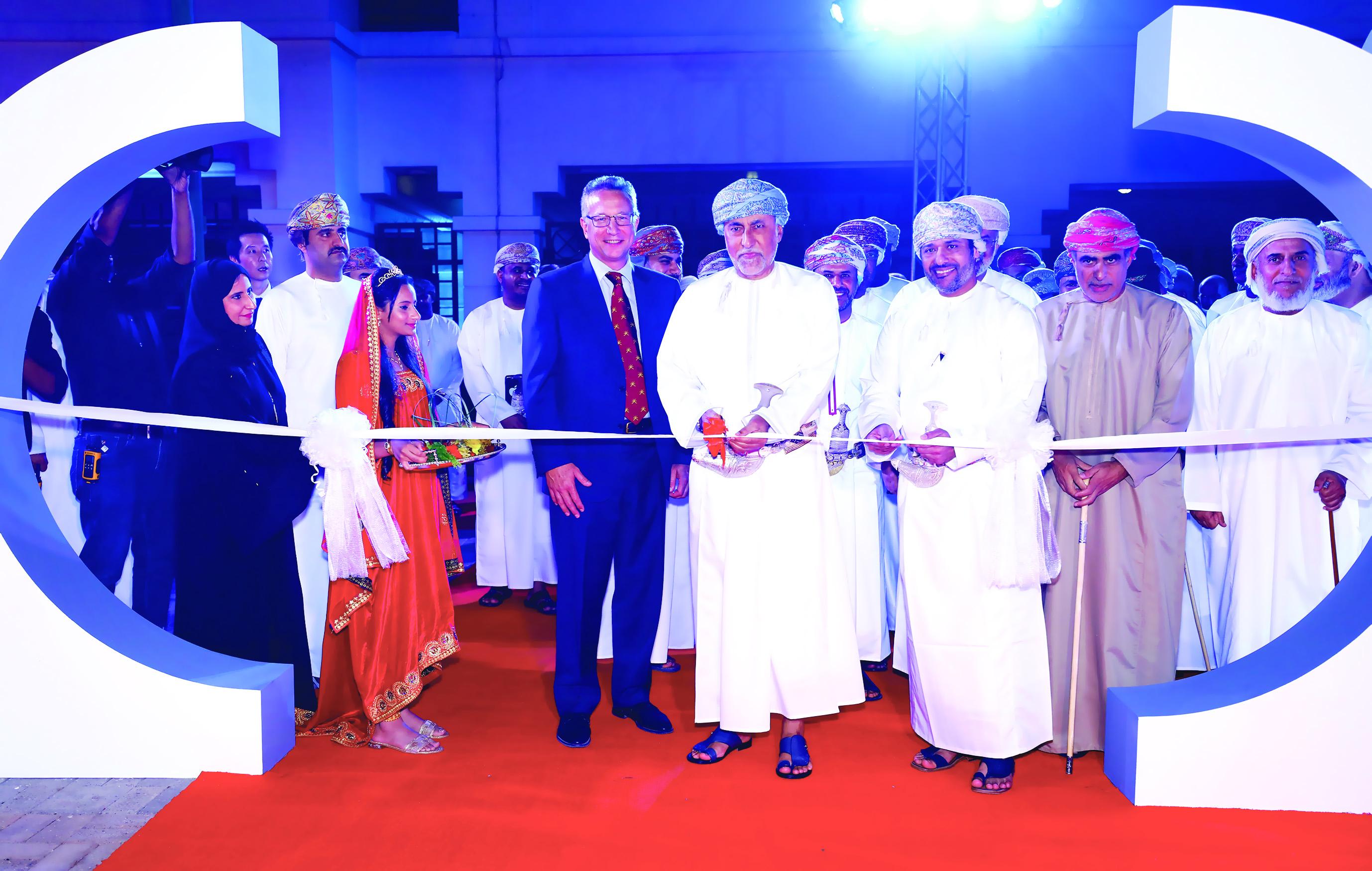 شل عمان تحتفل بالذكرى الـ 60 على تأسيسها في السلطنة