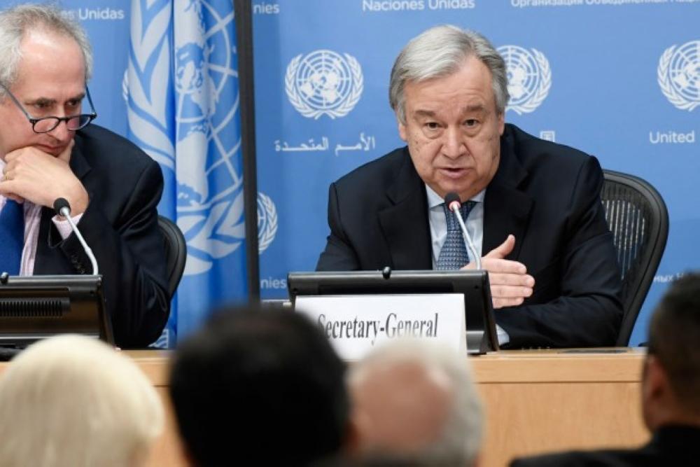الأمم المتحدة تحيي الذكرى السبعين لإعلان حقوق الإنسان