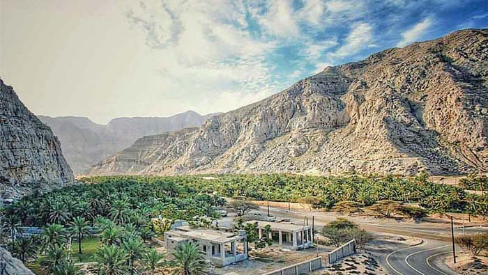 Past and present intermingle in this sleepy Omani coastal village