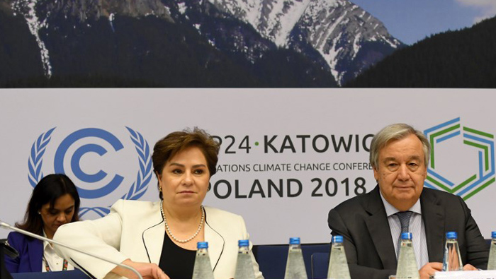 Nations inch towards climate deal at marathon UN summit