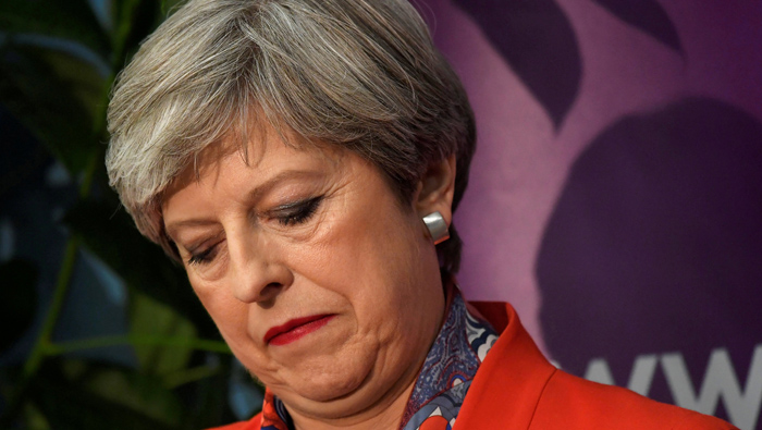 Conservatives' Brexit faultlines run deep in divided UK