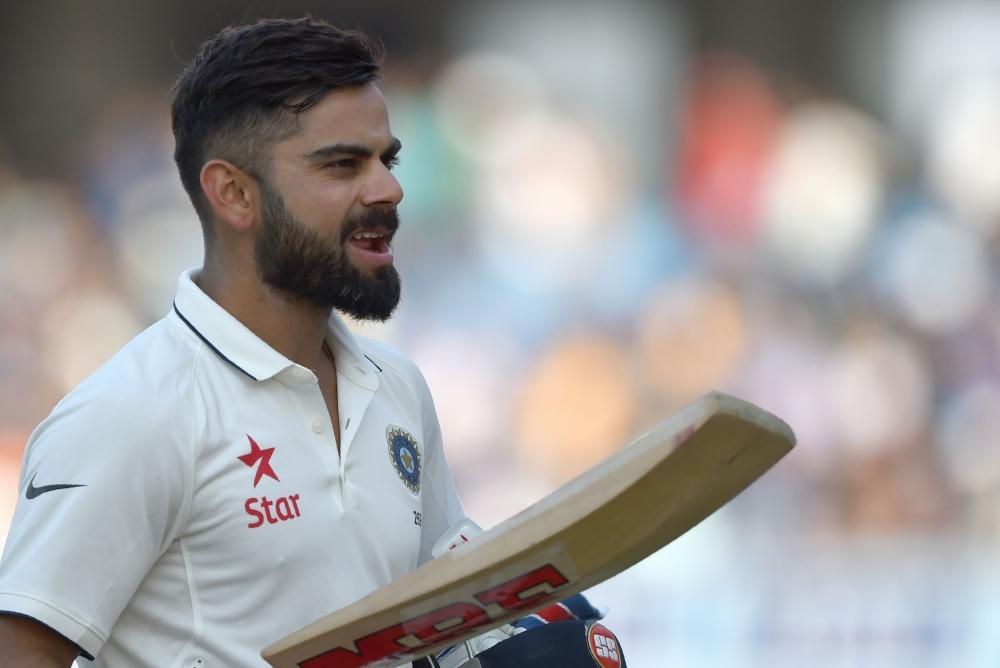 Cricket: Kohli joins Tendulkar with six centuries in Australia
