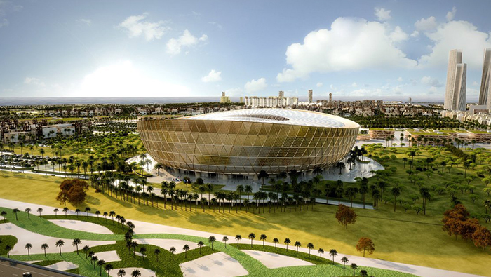 Qatar reveals design of one of the 2022 FIFA World Cup stadiums