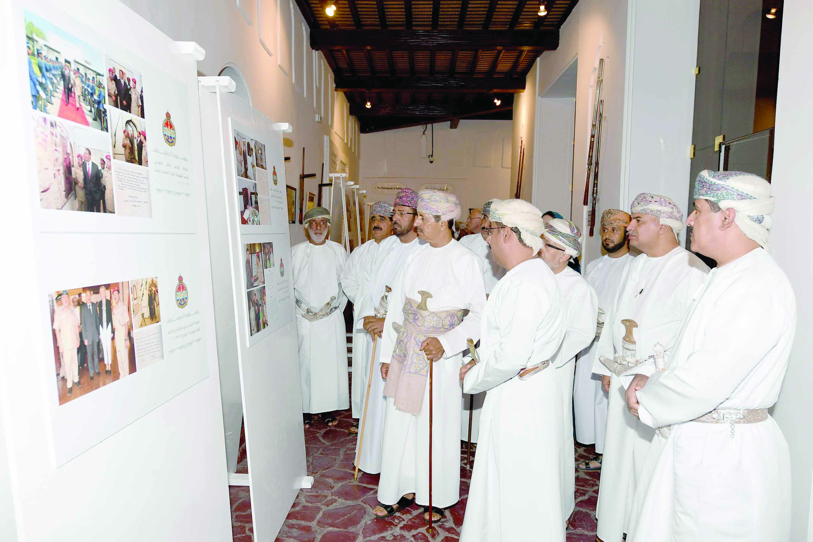 متحف قوات السلطان المسلحة يحتفل بـ30 عاماً على افتتاحه