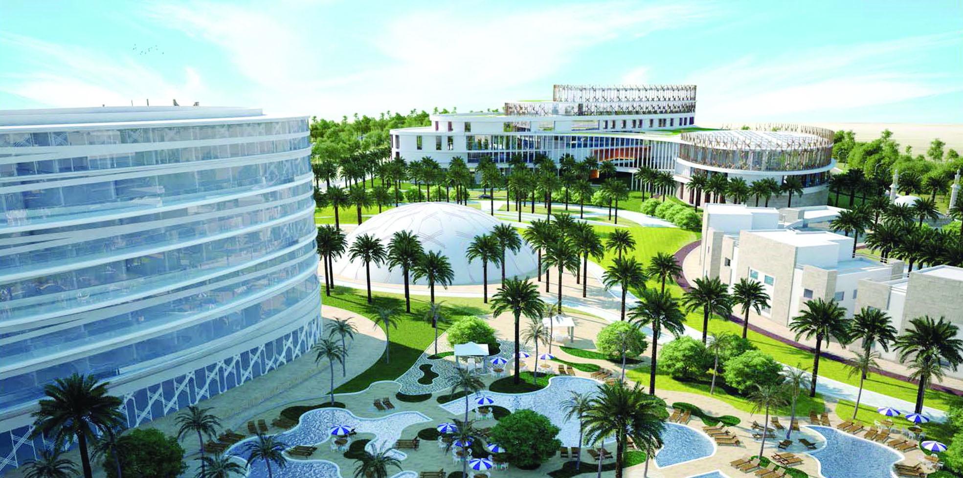 في مرتفعات المطار والخوير وغلا«التجارة والصناعة» تطرح 3 أراض للاستثمار والتطوير العقاري