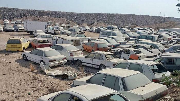 More than 1,000 abandoned vehicles towed away: Muscat Municipality