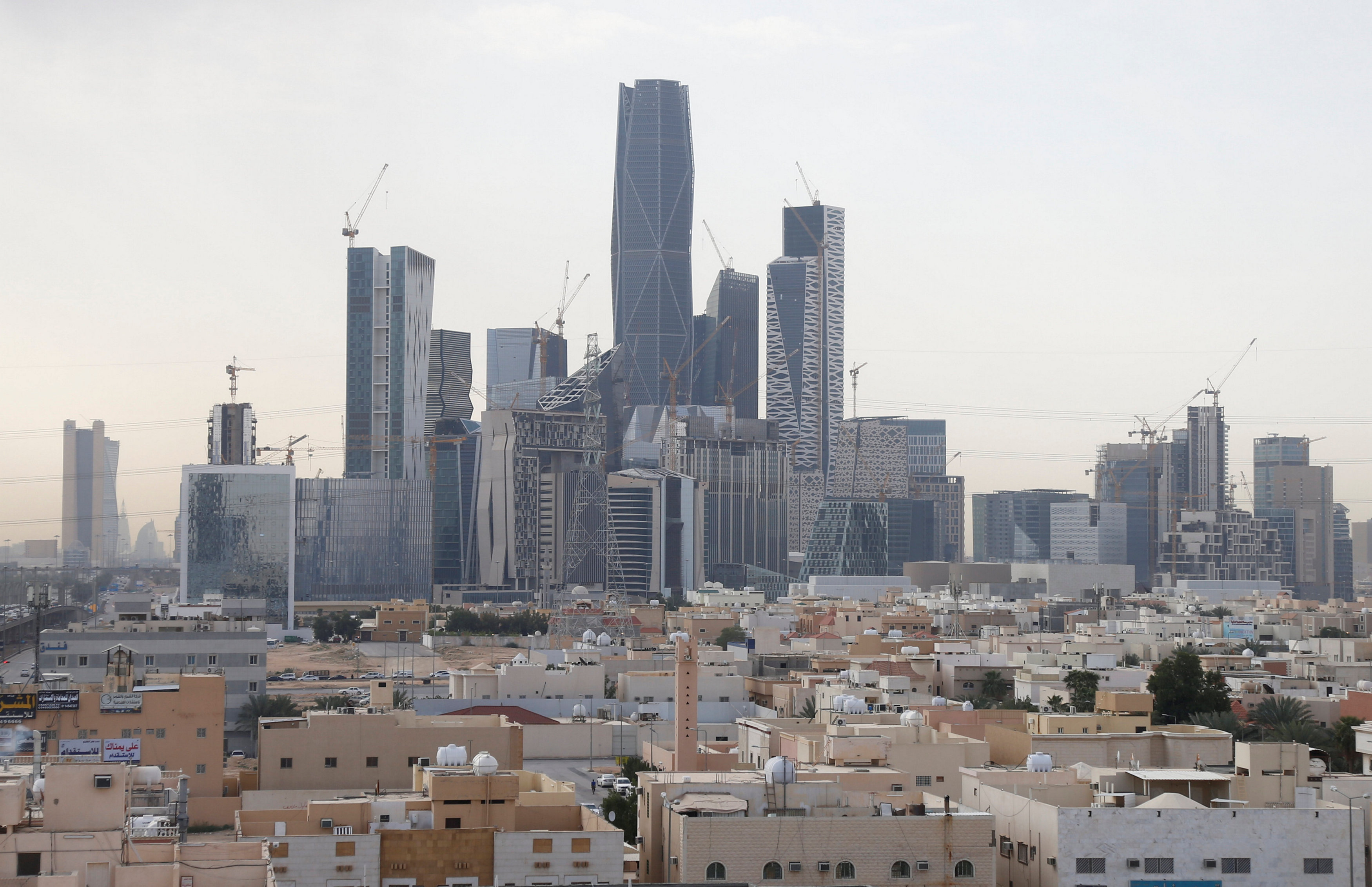 Saudi Arabia raises spending in new deficit budget