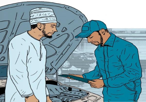 بعد اكتشاف عيوب في مركبته.. استرجاع نحو 7 آلاف ريال عماني لمستهلك