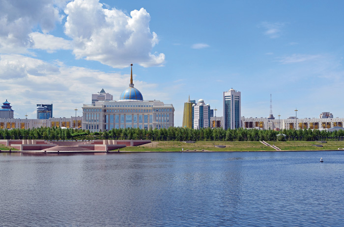 Astana: Central Asia's thriving metropolis