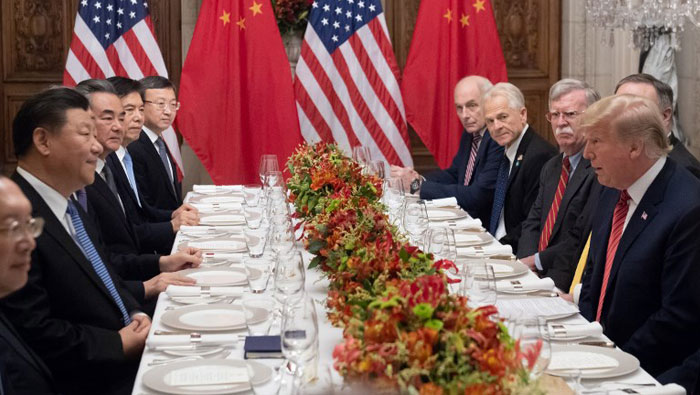 US, China agree to trade war ceasefire, more talks
