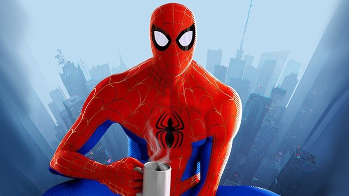Spider-Man is back on screen, but this time he's black and Latino