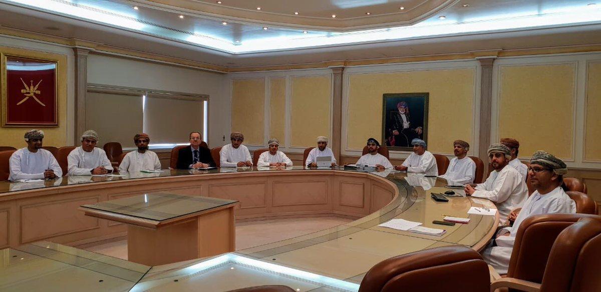 اللجنة الوطنية للتدبير المتكامل تشيد بأعمال وزارة الصحة وبلدية مسقط