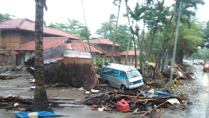 Indonesian expats in Oman seek support in wake of tsunami