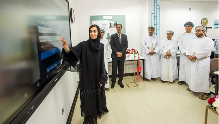 SQU's specialised computer lab for postgraduate students launched