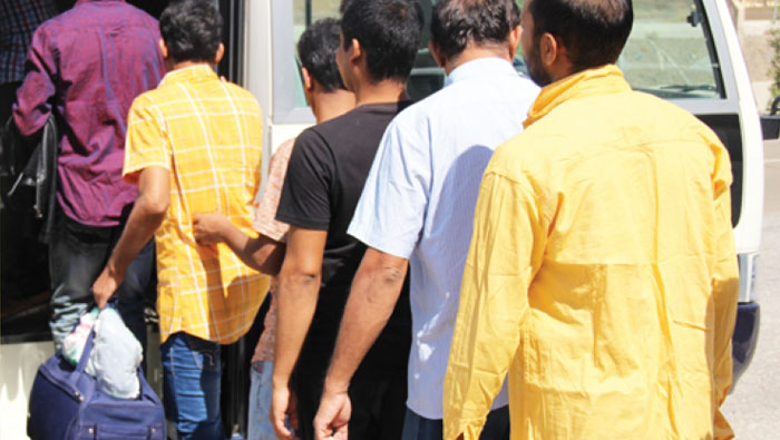 17 expat workers arrested in Oman