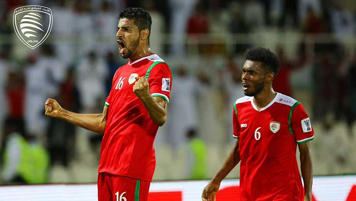 Here is Oman's route to the final at the Asian Cup