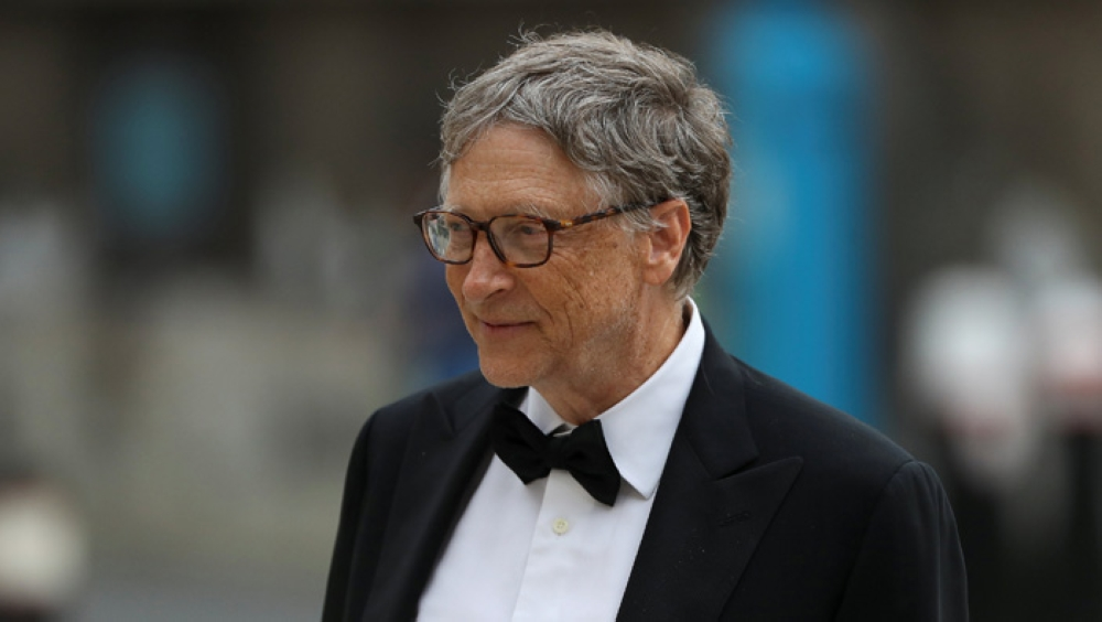 Bill Gates 'interested in investing in IT, health sector' in Pakistan