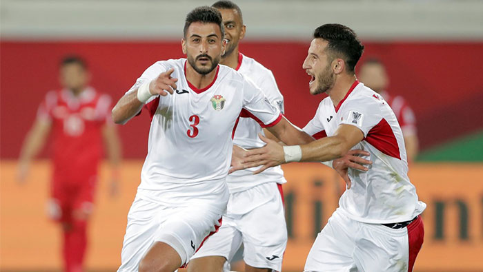 Asian Cup: Jordan beat Syria to progress, Thailand keep hopes alive with win over Bahrain