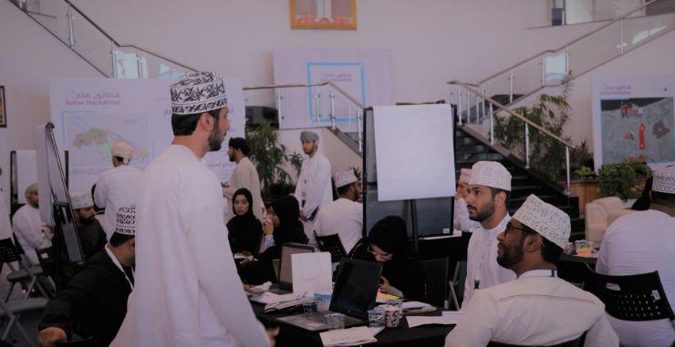 94 شاباً وشابة يقدمون مقترحات للتحديات التي تواجهها مدينة صحار الصناعية