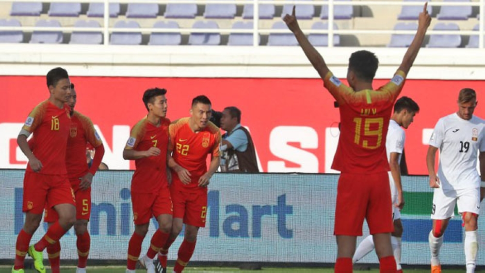 Football: China through to next round of Asian Cup after beating Philippines