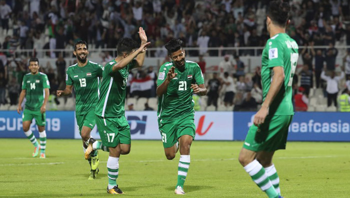 Football: Iran, Iraq power into Asian Cup knockout phase