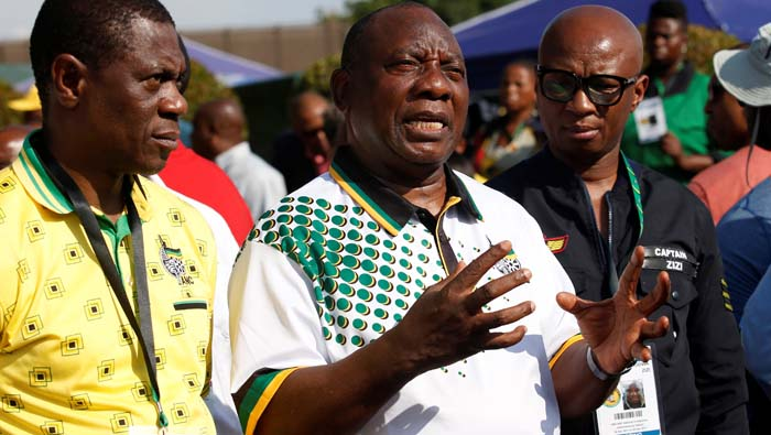 Ruling ANC kicks off South Africa election campaign