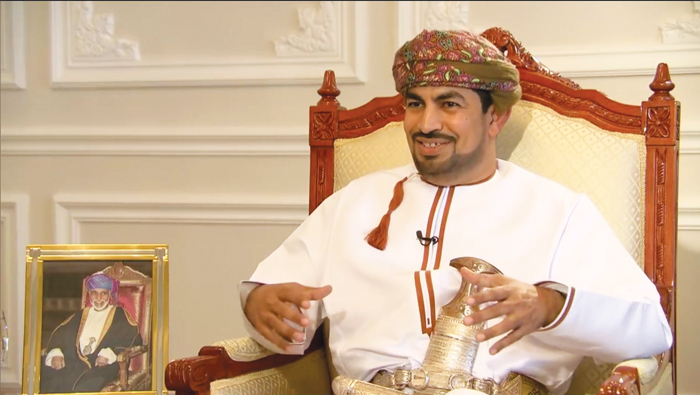 Omani identity highlighted on US television show